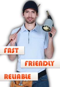 fast friendly reliable